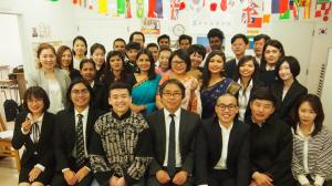常南国際学院|国際事業部