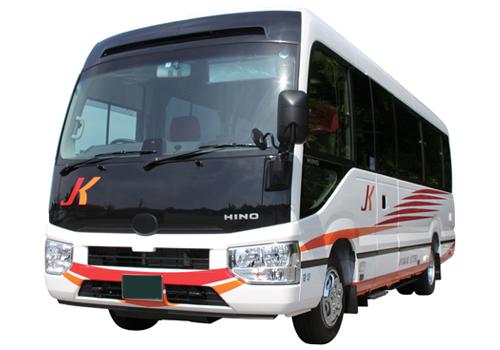 マイクロバス | 貸切バス ラインナップ